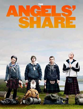 Poster The Angels' Share - Ken Loach
